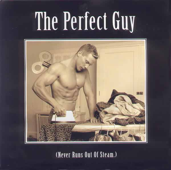 The Perfect Guy Never Runs out of Steam
