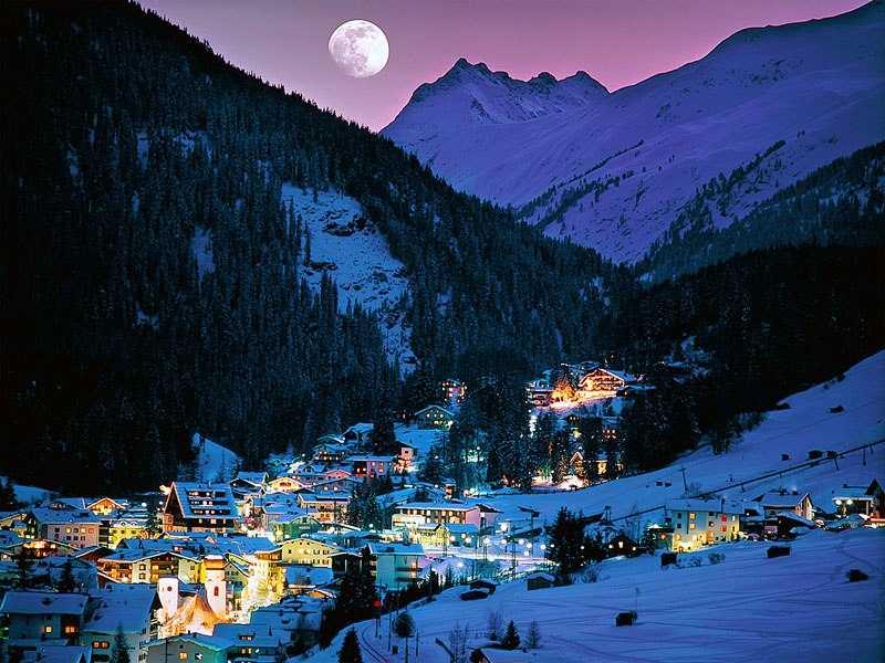 صور لأحلى منطقه سياحيه في العالم زليمسي النمسا