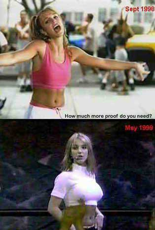 Britney Spears 1998 - 1999