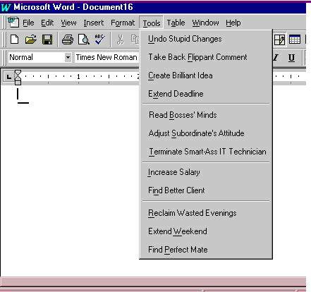 Microsoft Word 2004