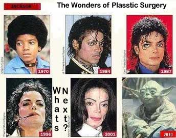 Michael Jackson - The Wonders of Plastic Surgery